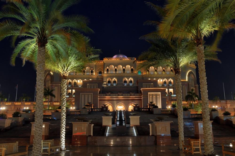 * Emirates Palace *