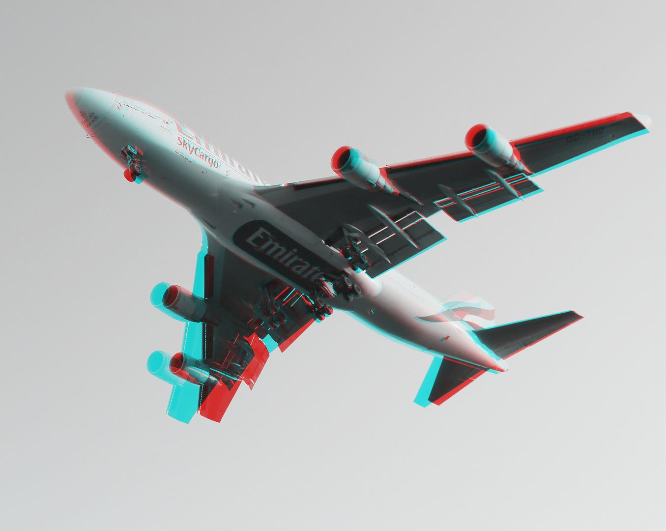 Emirates Sky Cargo....