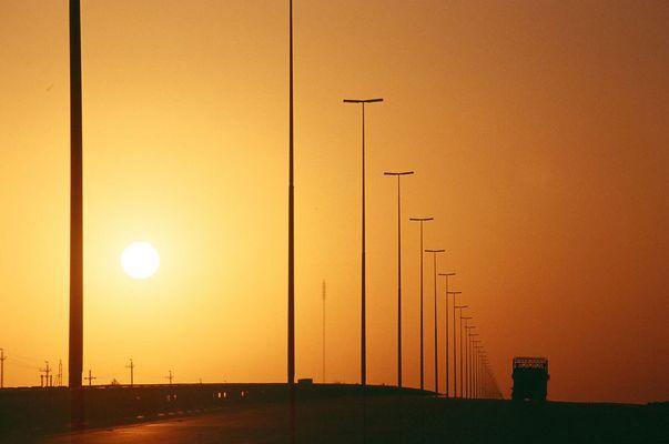 Emirates Sonne