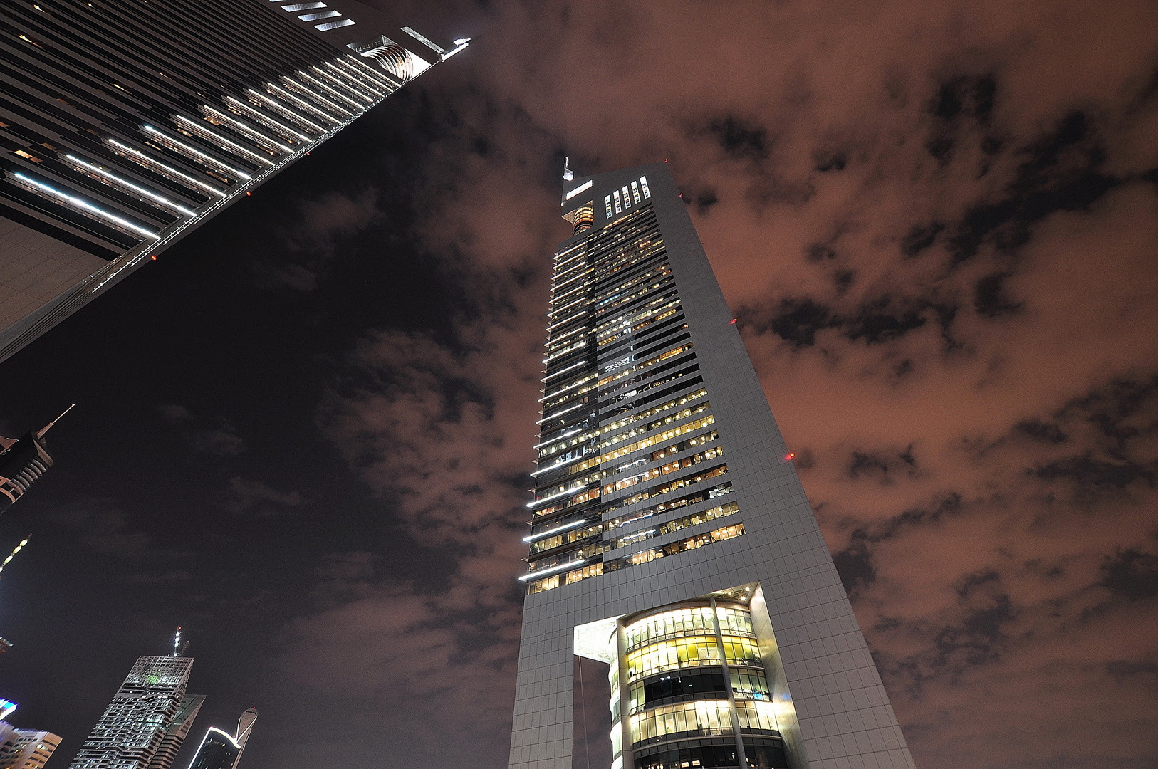 Emirates Towers - on spot