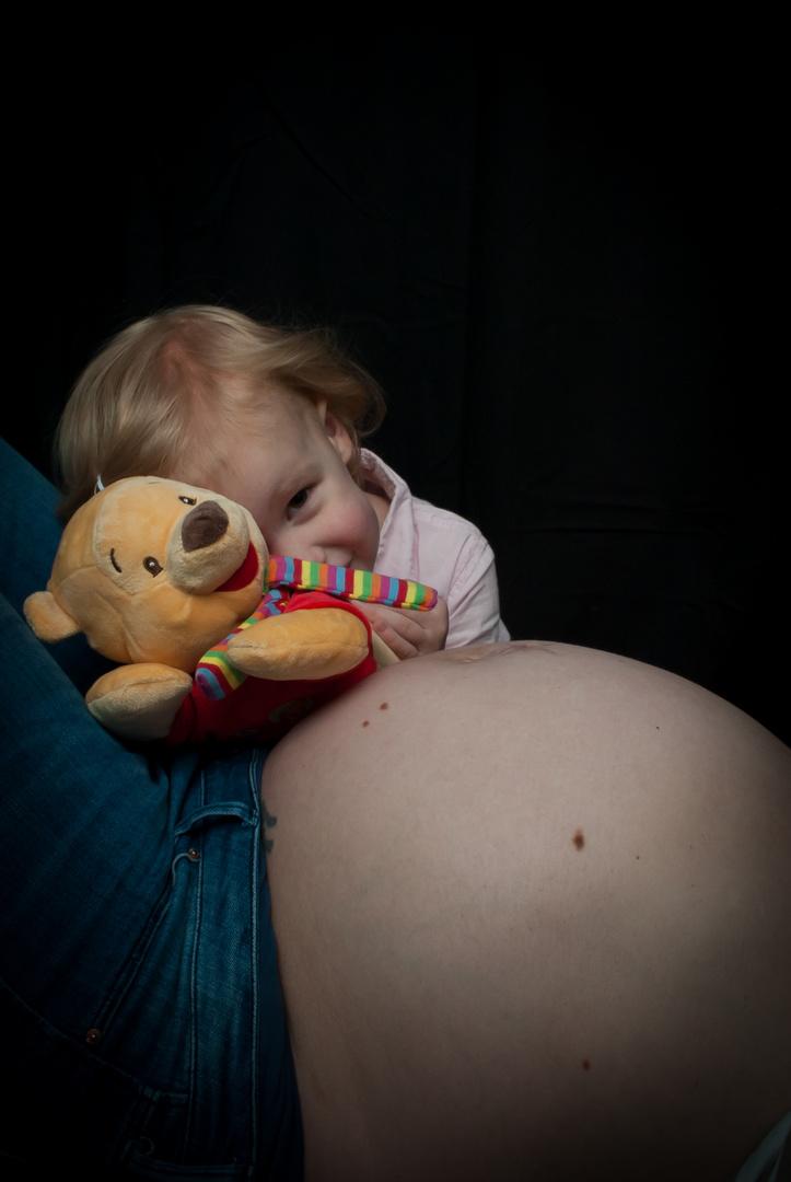 Emma und Bauch
