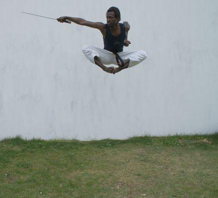 Emmanuel Buriez Jump & Sabre