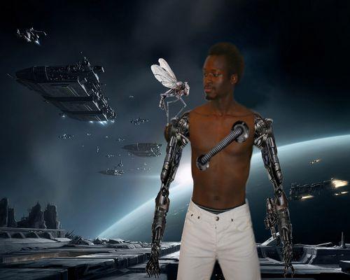 Emmanuel Buriez Robot