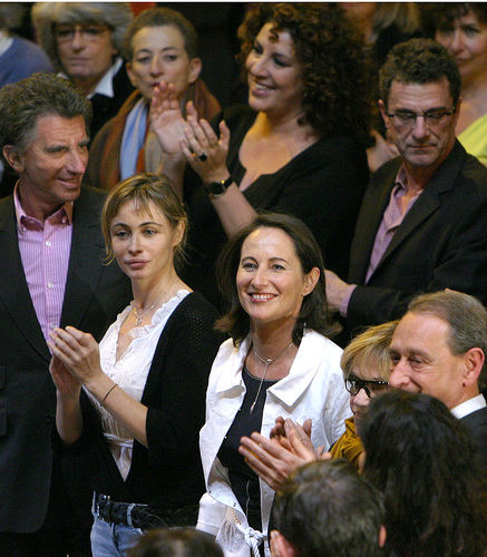 Emmanuel, jack, Marianne tous Royal!