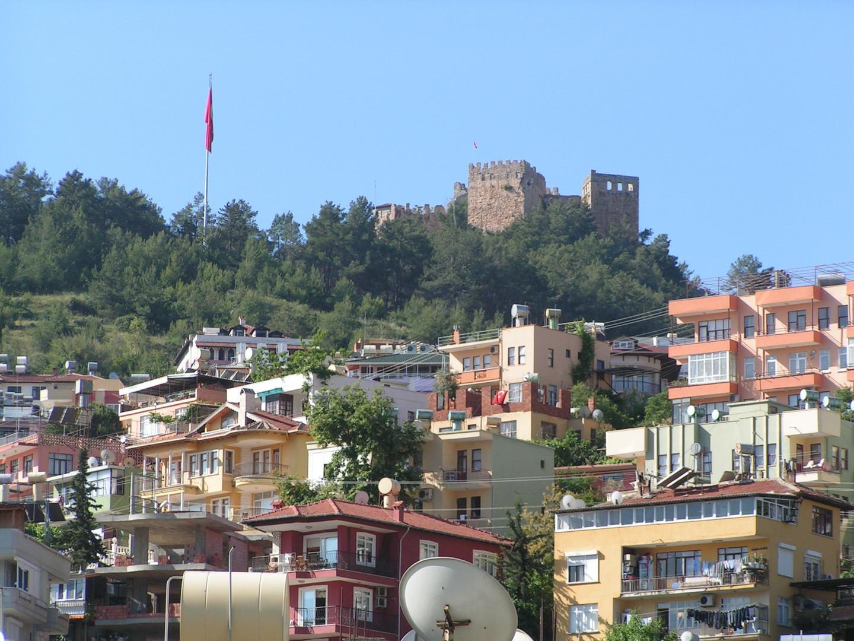 Emmedig the Castle of Alanya