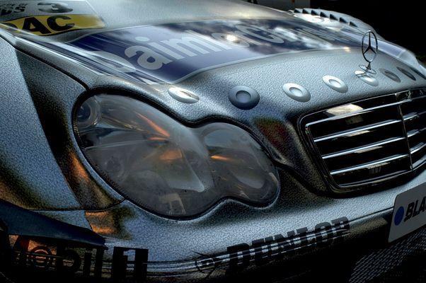 """""""Emmo"""" Fittipaldi DTM 2005"""