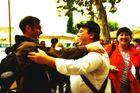 Emociones! Rosa, Mauro y Jorge.