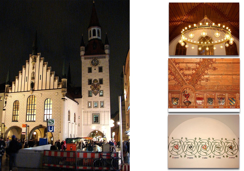 Empfang im Festsaal Altes Rathaus