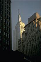 Empire State Bldg. nach Gewitter