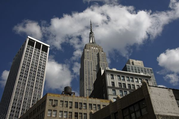 Empire State Building --- New York