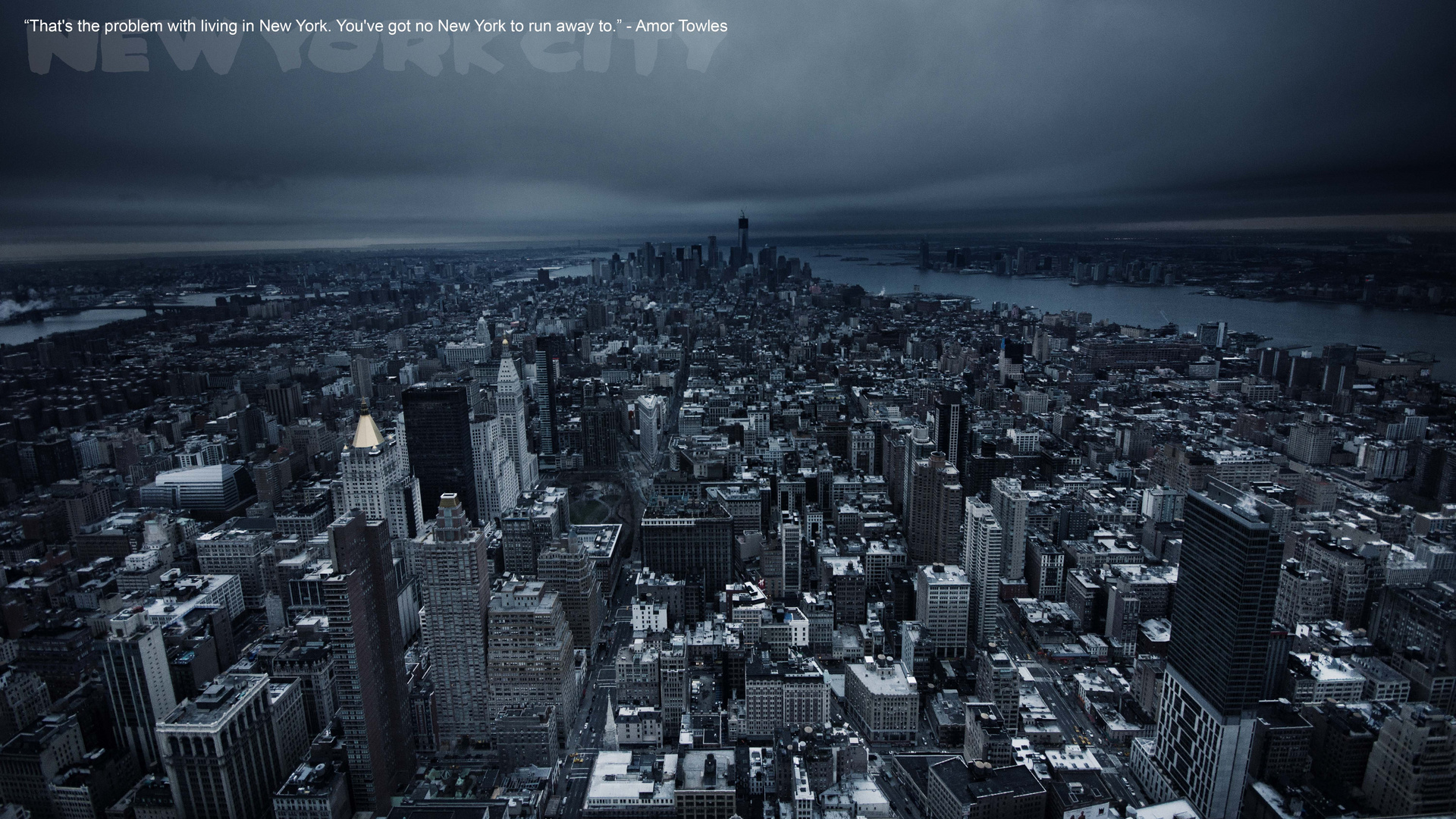 Empire State mal anders