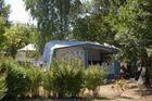 emplacement caravane au camping orée de l'océan