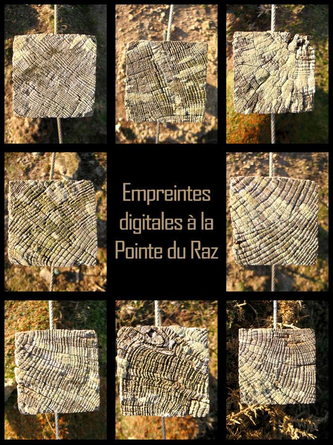 empreintes digitales ?