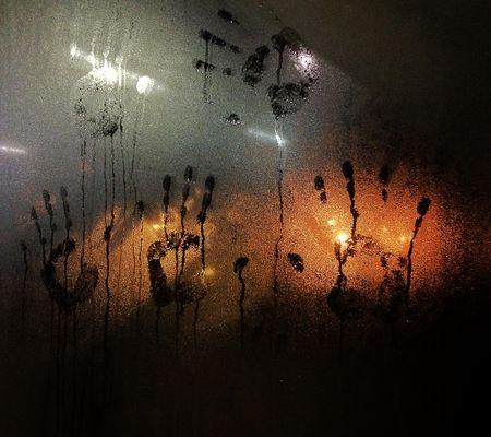empreintes lumineuses nocturnes