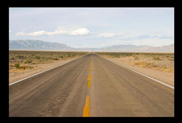 empty Nevada