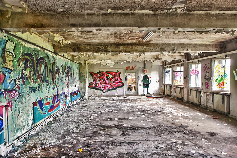 Empty Spaces 1