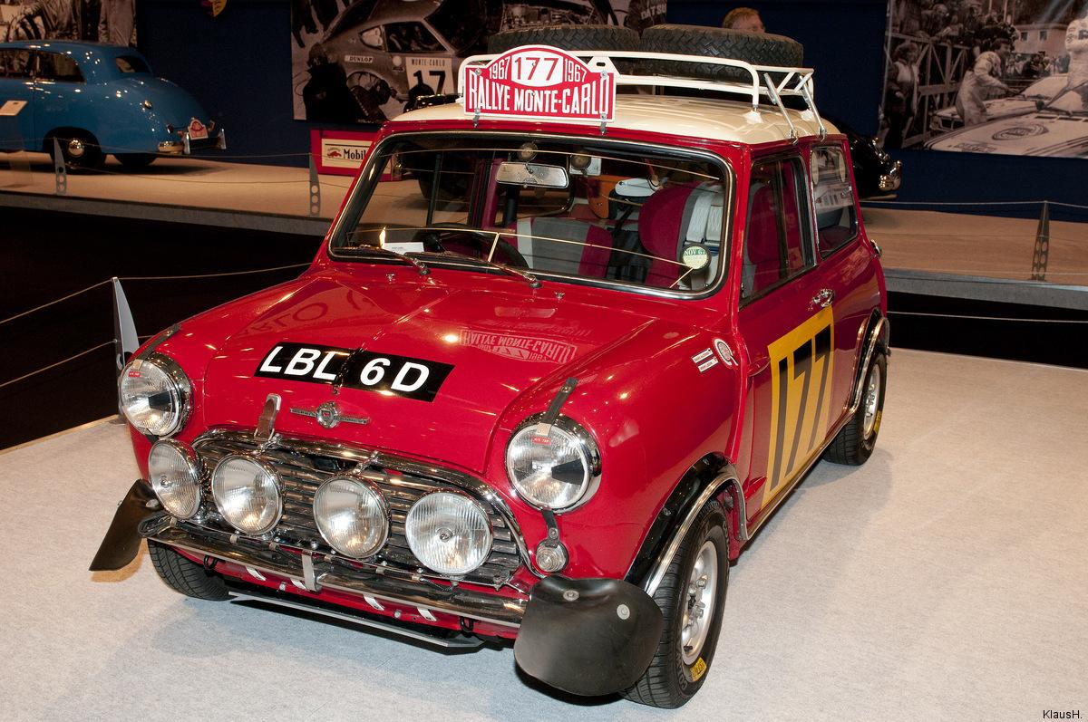 EMS 2011 - Rallye Monte-Carlo Nr. 177