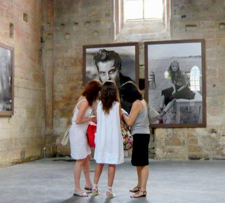 En Arles...trois graces
