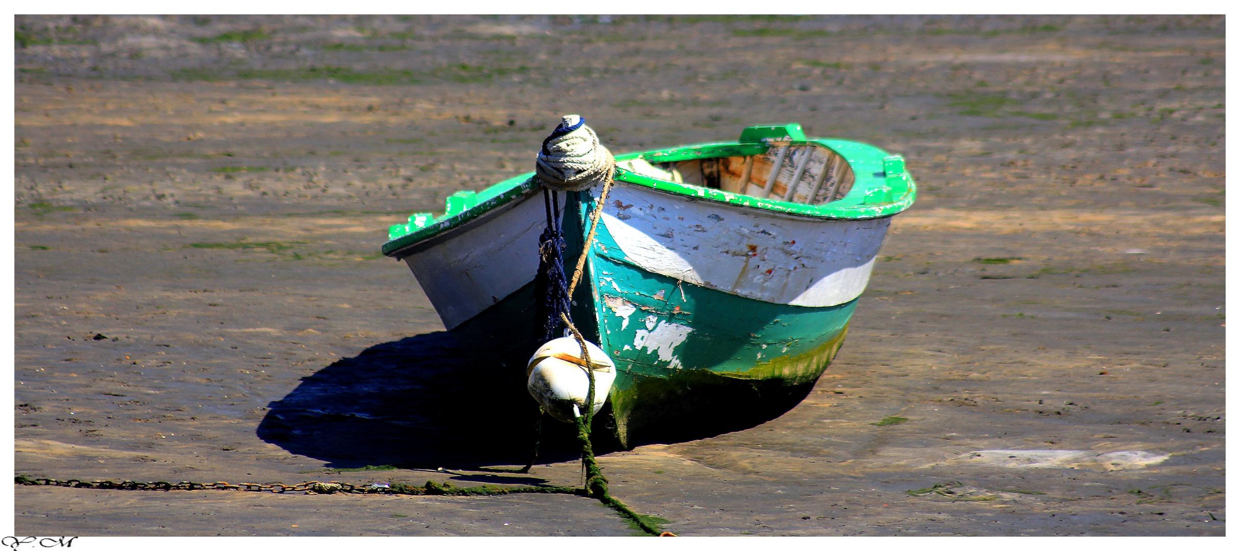 En attendant la marée...