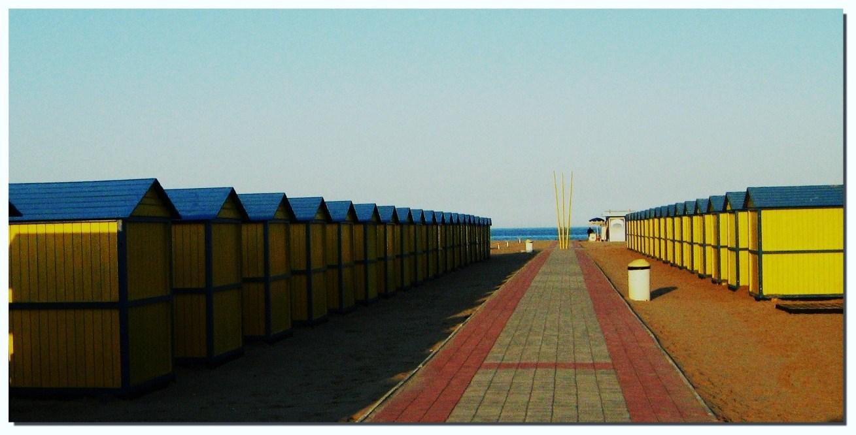 En attendant la marée .... humaine !!!