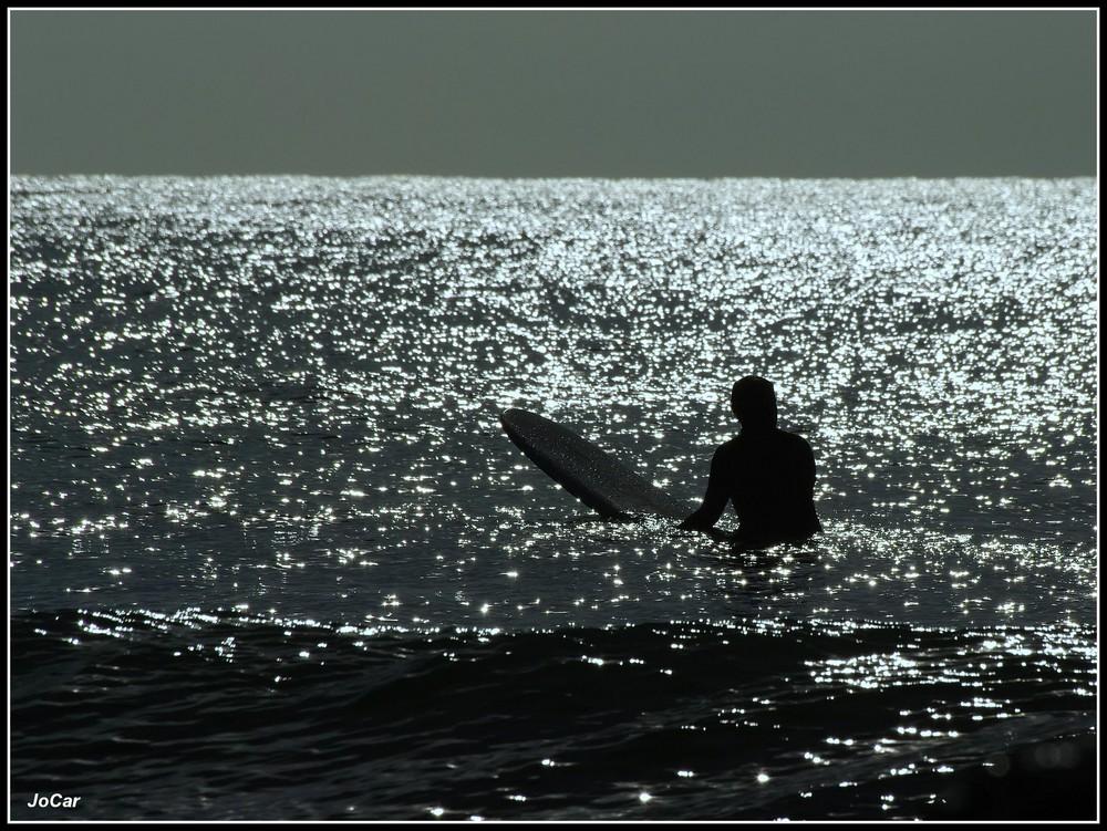 En attendant la vague