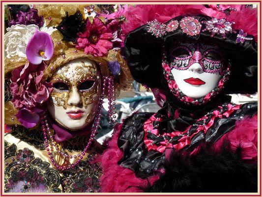 En attendant le Carnaval de Venise