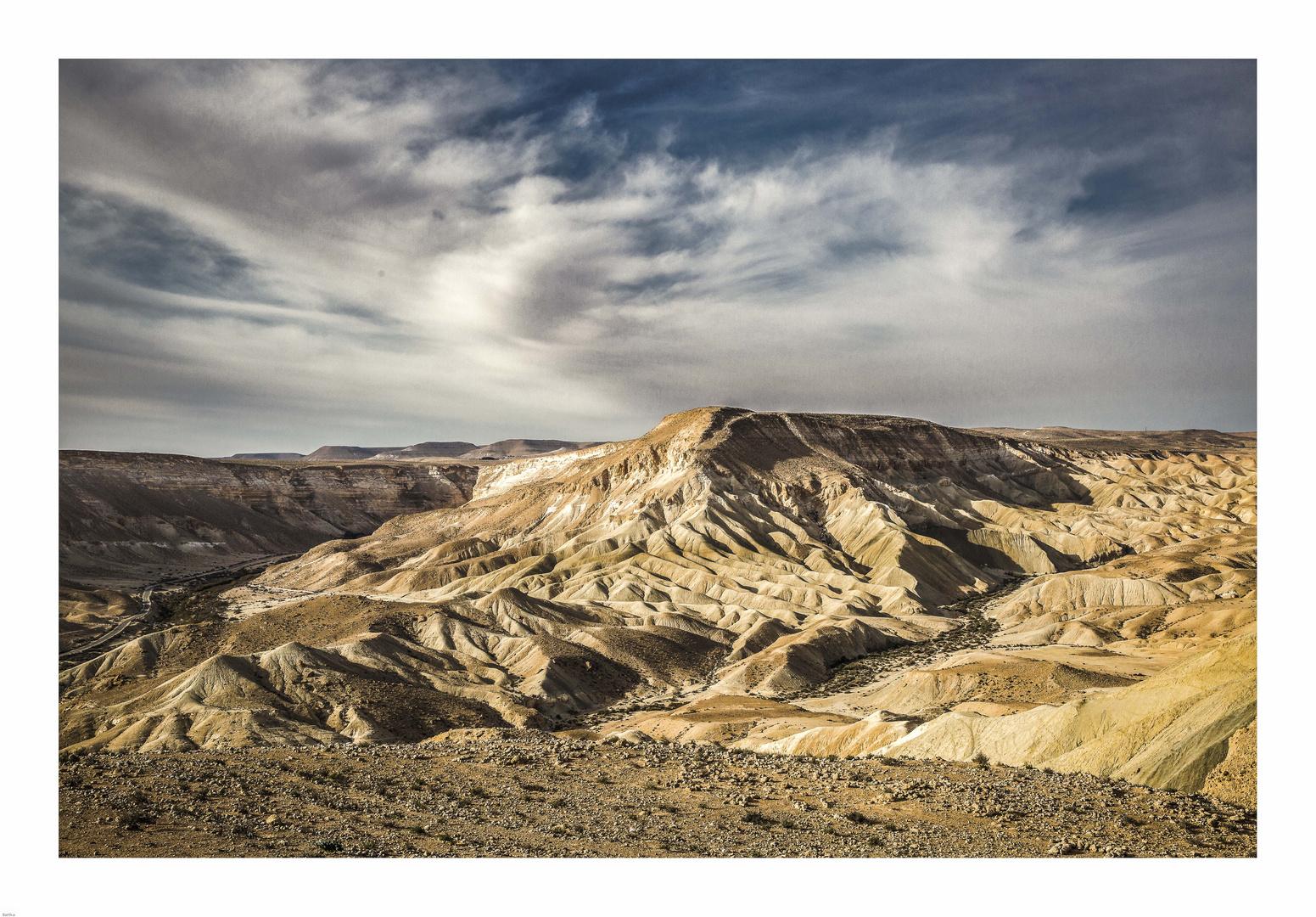 En Avdat National Park