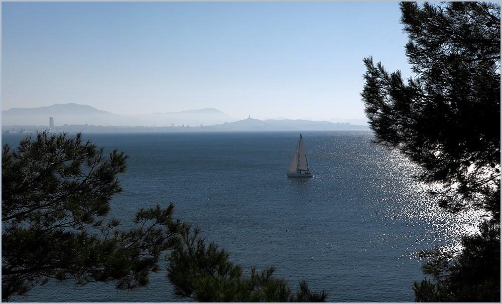 En baie de Marseille