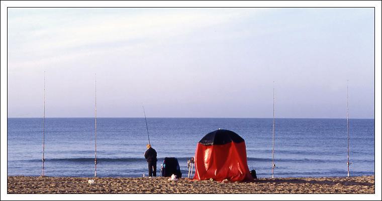 en bordure de mer