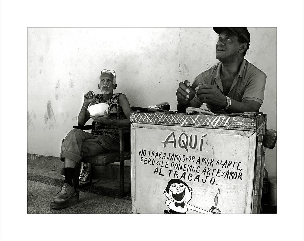 En Cuba se repara todo