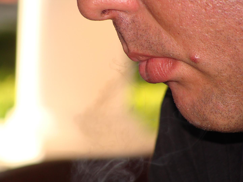 En el humo se va tu salud