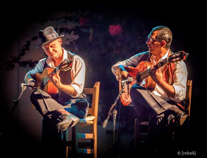 ...en el Tablao Flamenco at Oude Libertas, Stellenbosch