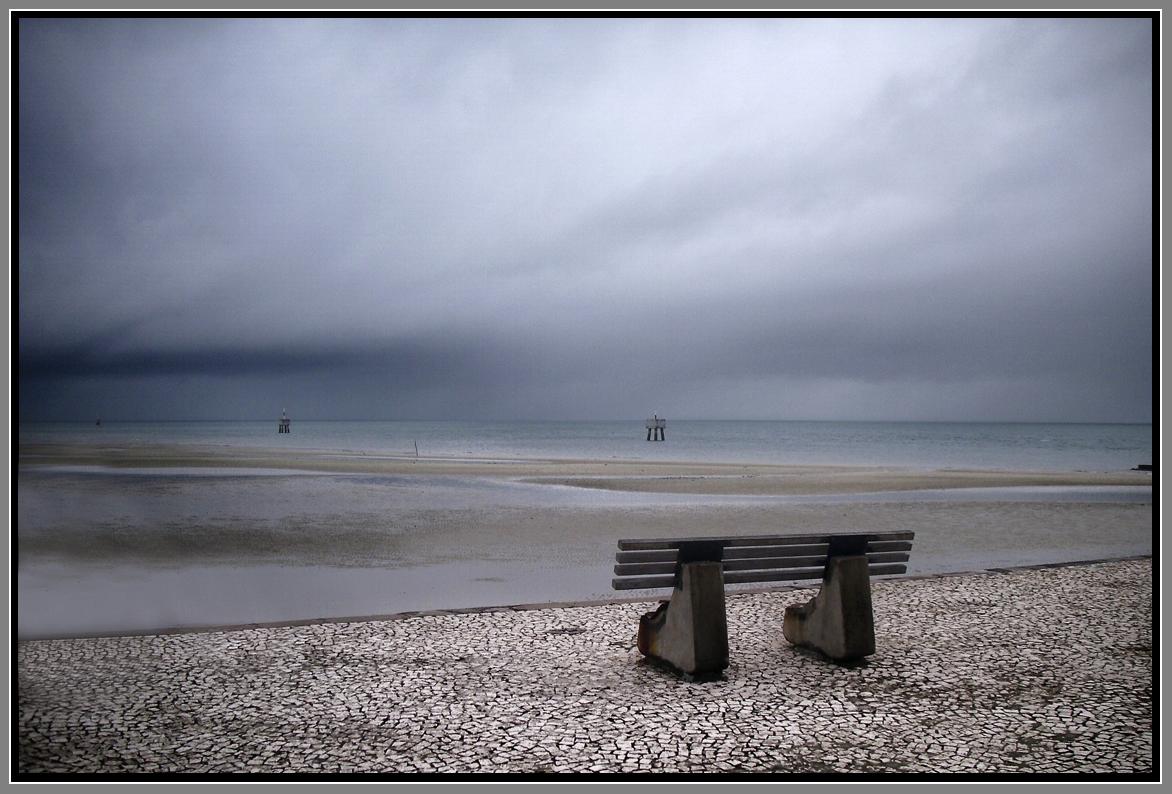 en la soledad de la tormenta