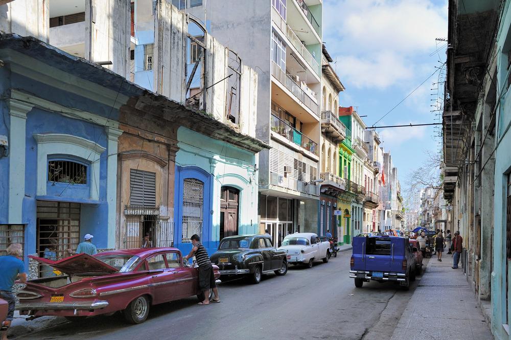 En las Calles de La Habana 01