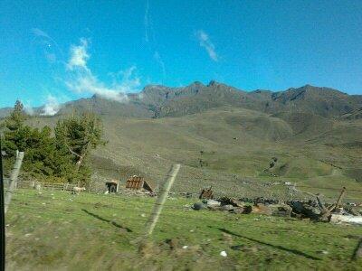 EN LOS ANDES VENEZOLANOS