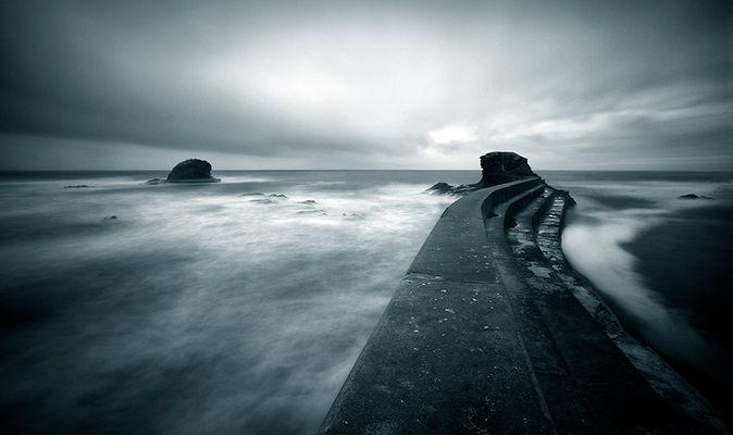 En mis sueños el mar es de seda