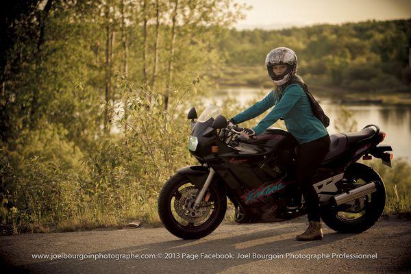 En moto : Sur les route de l'Abitibi-Témiscamingue
