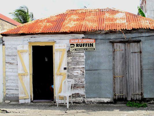 en passant par la Guadeloupe....