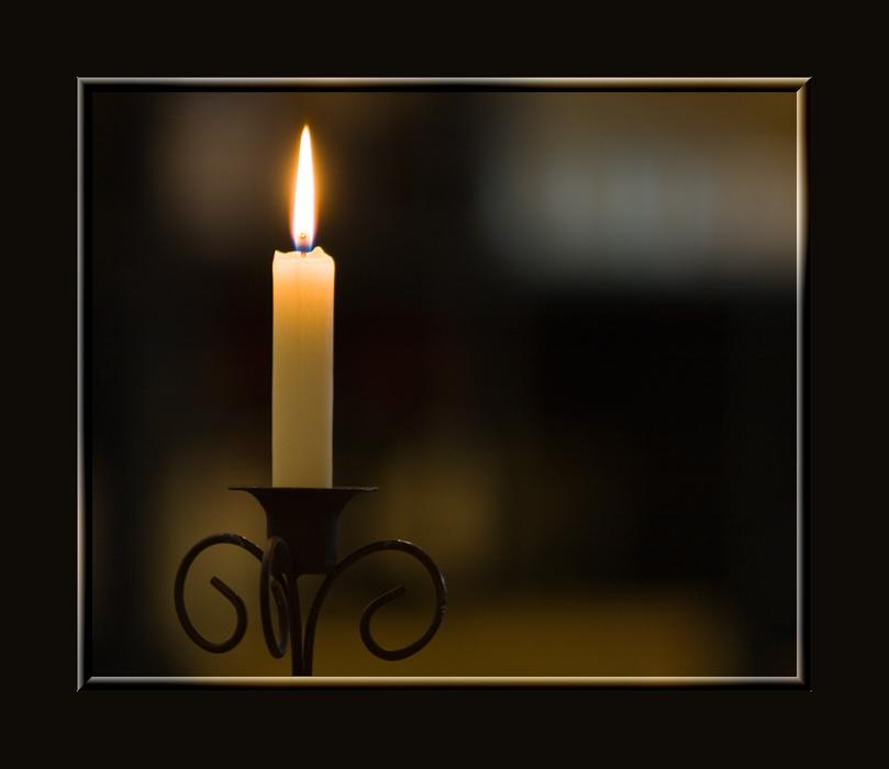 """En relisant """"La flamme d'une chandelle"""" de Gaston Bachelard"""