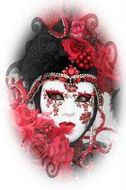 en rouge et noir à Venise