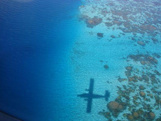 En route... mer & air