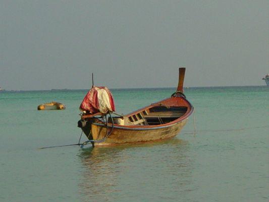 En route pour ... un songe Thailandais