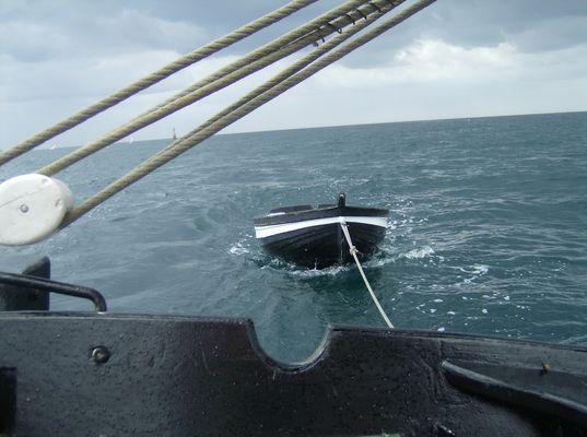 En route pour une ballade en mer