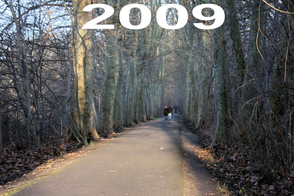 en route vers 2009