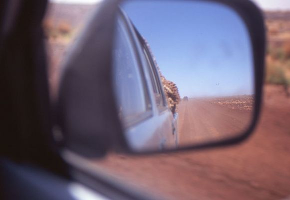 En route vers Chinguetti - Mauritanie