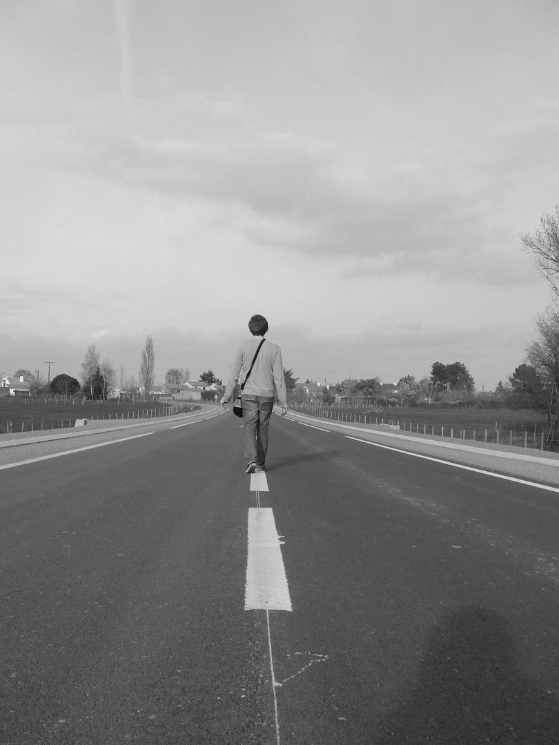 En route vers la Délivrance