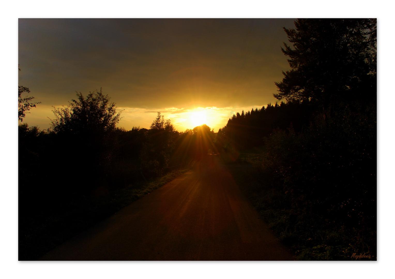En route vers la lumière
