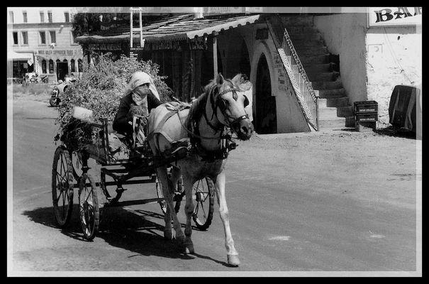 En route vers l'Anatolie