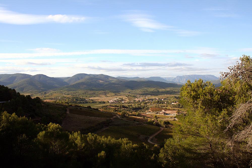 En route vers Roquebrun 2