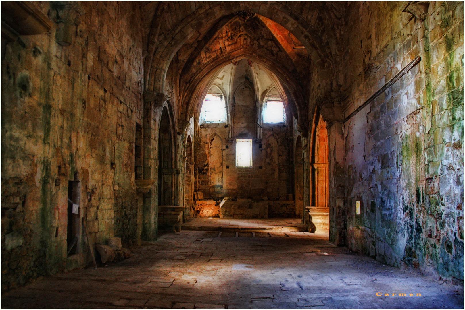 En ruinas....1